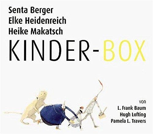 Kinder-Box: Travers: Mary Poppins/Lofting, Doktor Dolittle und seine Tiere/Baum, Der Zauberer von Oz