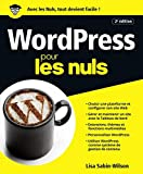 WordPress pour les Nuls grand format, 2e...