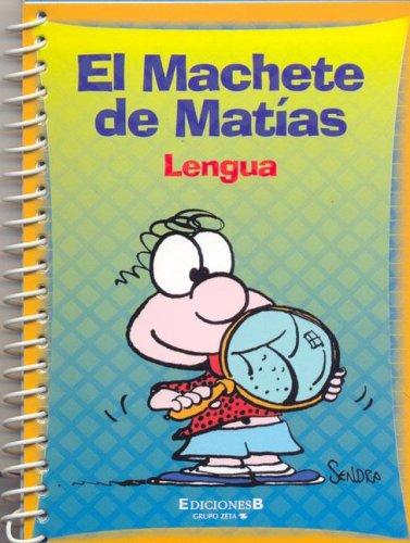Machete 1 - Lengua por Mario Ruben Kostzer