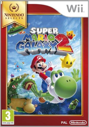 Nintendo Selects: Super Mario Galaxy 2 (Nintendo Wii) - [Edizione: Regno Unito]