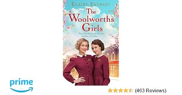 The Woolworths Girls: Amazon co uk: Elaine Everest