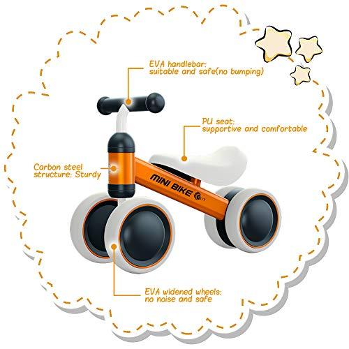 Zoom IMG-2 ygjt bicicletta senza pedali bambini