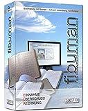 fibuman e - Jahresversion 2018 - Buchhaltungssoftware - Komfortable Einnahme-Überschuss-Rechnung - Buchhaltung leichtgemacht! - Neueste Version für Windows