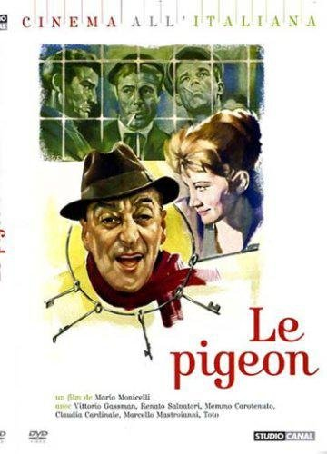 Le Pigeon [Francia] [DVD]