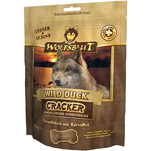 Wolfsblut | Cracker Wild Duck | 225 g