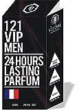 #2: 121 VIP MEN PERFUME ROLLON FOR MEN 6ML BEST ATTAR FOR MEN, 24 HOURS LONG LASTING PERFUME MOST ATTRACTIVE FRAGRANCE FOR MEN, 100% ALCOHOL FREE