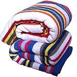 Best Bath Towels - z decor Cotton Bath Towel Multicolour Review