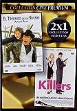 El Triunfo De Un Sueño (August Rush) + Killers (Estuche Slim) [DVD]