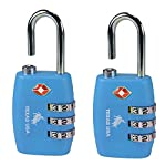 Texas USA - TSA LOCK - Mandatory for US Customer + 3 way combination lock most important travel accessory. WHAT IS TSA? TSA: TRANSPORT SECURITY ADMINISTRATION Using TSA locks allows your luggage to be unlocked and inspected by security authorities wi...