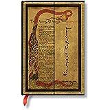 Carnet Mini PAPERBLANKS série Les Manuscrits Estampés modèle Kipling Cantiques des Cantiques