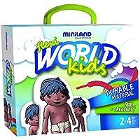 Miniland - Flexi World Kids (36061)