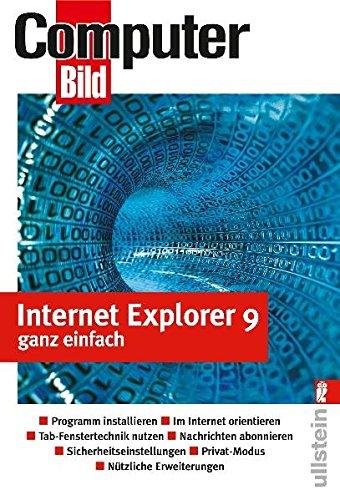 Internet Explorer 9 ganz einfach