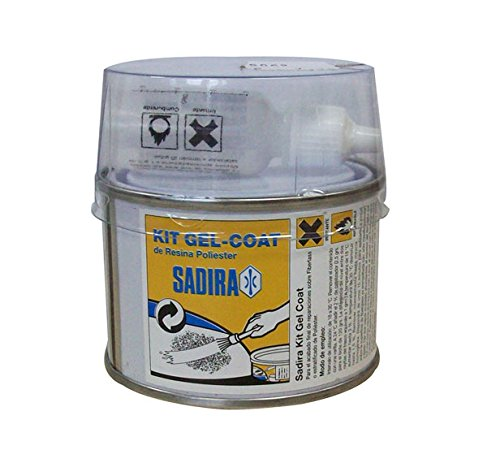 Sadira Kit Gel Coat 120 Grs 1
