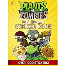[(Plants vs. Zombies Official Sticker Book)] [ Puffin Books ] [August, 2013]
