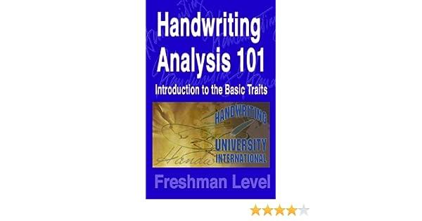 Bart Baggett Handwriting Analysis Pdf