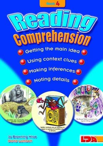 Reading Comprehension: Bk.4