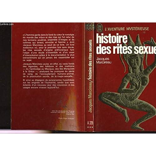 Histoire des rites sexuels