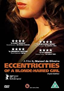 Eccentricities Of A Blonde Haired Girl [DVD]