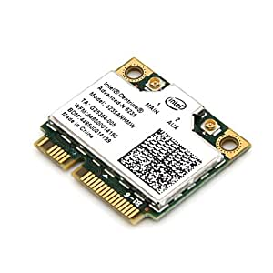 Intel Centrino® Advanced-N 6235 802.11n Half Size Mini PCIe Bluetooth 4.0 Combo Adapter 6235ANHMW 802.11 a/b/g/n 300 Mbps