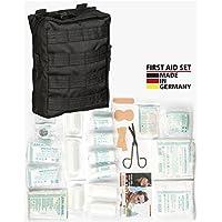 Leina Erste-Hilfe-Set Pro 43-tlg schwarz preisvergleich bei billige-tabletten.eu