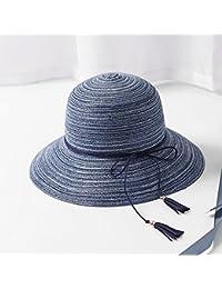 Sombrero del Sol de la Protección del Sol del Sombrero de la Playa del  Verano de 101a8c0c17b