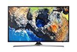 """Samsung MU 6125 UE65MU6125KXZT TV, UHD da 65"""", Nero"""