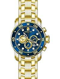 Invicta Pro Diver Reloj de Hombre Cuarzo Correa y Caja de Acero 28721 61d0d34f5263