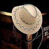 ... GHONLZIN Cappellino da Cowboy con Cappuccio ampio a tesa larga 35d48a696591