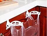 Okayji Hanging Trash Bag Holder Kitchen ...