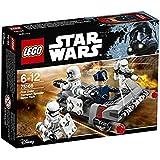 LEGO Star Wars - Pack de Batalla: Deslizador de transporte de la Primera Orden (75166)