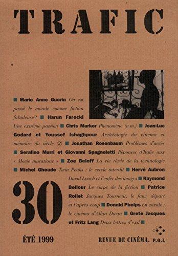 Trafic, numéro 30 par Collectif