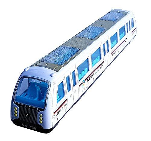 Preisvergleich Produktbild Kinderspielzeug Spielzeug XL U-Bahn Zug U Bahn Eisenbahn Licht & Sonund Selbstfahrend Batteriebetrieben NEU