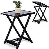 Beistelltisch Klapptisch Balkontisch Garten Terrassen Campingtisch Kunststoff Picknicktisch Tisch Pflanztisch