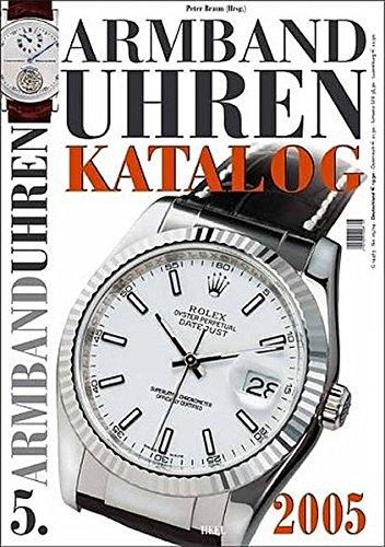 Armbanduhren Katalog 2005