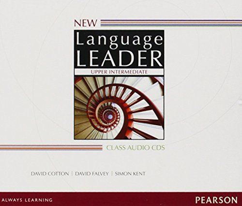 New Language Leader Upper Intermediate Class CD