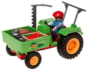Playmobil - 3074 - Harvest Tractor