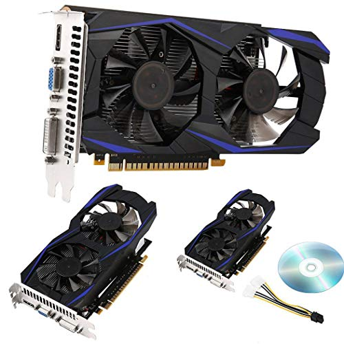 Oldhorse Tarjeta Grafica GeForce GTX 970 4GB DDR5 Graphics Card para Gaming...