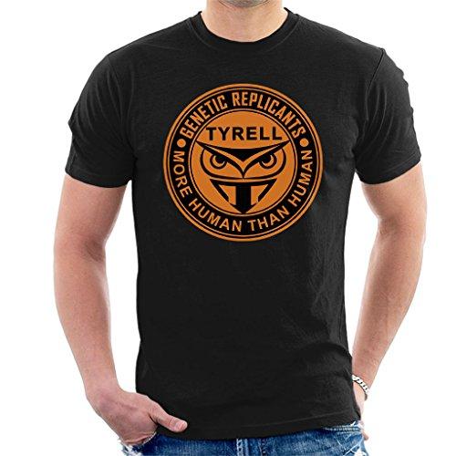 Tyrell Genetic Replicants Logo Blade Runner Men's T-Shirt