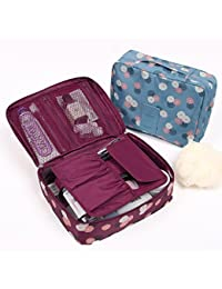Baby Basket Travel Cosmetic Makeup Toiletry Case Wash Organizer Storage Pouch For Women