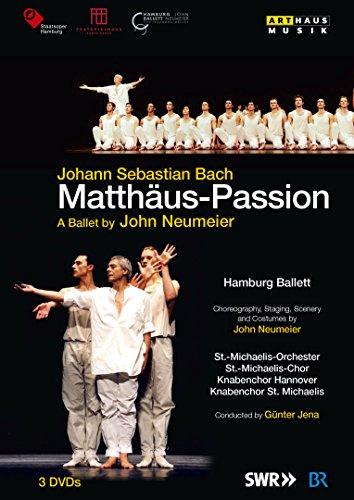 Matthäus-Passion A ballet by John Neumeier [3 DVDs] Preisvergleich