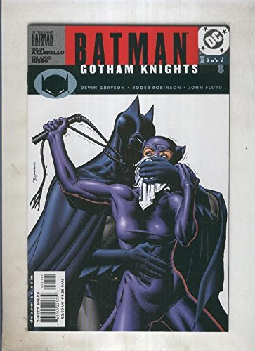 Batman gotham knights numero 8