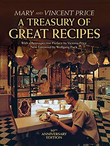 A (Limited Edition) Treasury of Great Recipes, 50th Anniversary Edition - Victoria Dips