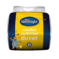 Silentnight Cooler Summer 4.5 Tog Duvet, Double