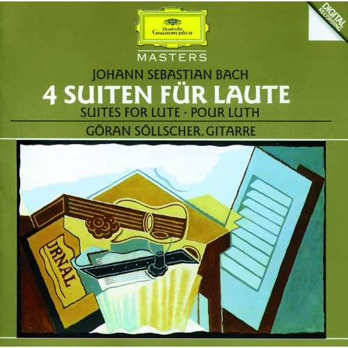 Bach, J.S.: Suites for Lute