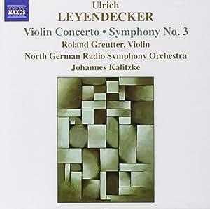 Violinkonzert/Symphonie Nr. 3