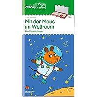 miniLK-Mit-der-Maus-im-Weltraum miniLÜK-Übungshefte: miniLÜK: Kindergarten/Vorschule: Mit der Maus im Weltraum -