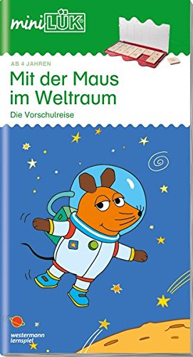 miniLÜK / Kindergarten / Vorschule: miniLÜK: Mit der Maus im Weltraum