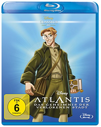 Atlantis - Disney Classics [Blu-ray]