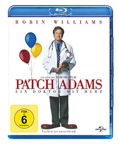 Patch Adams [Blu-ray]