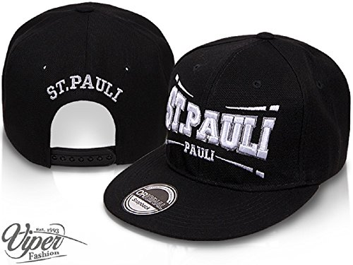 9:PM Snapback Basecap One Size (St.Pauli)